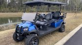 2021 Custom Club Car Lifted 6 Passenger Golf Cart with Wet Sounds Audio