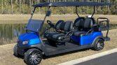 2021 Custom Club Car Street Legal Golf Cart